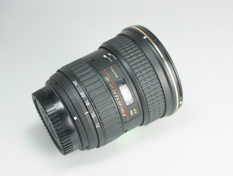 TOKINA 12-24 mm f/4 AT-X Pro DX II pro Nikon
