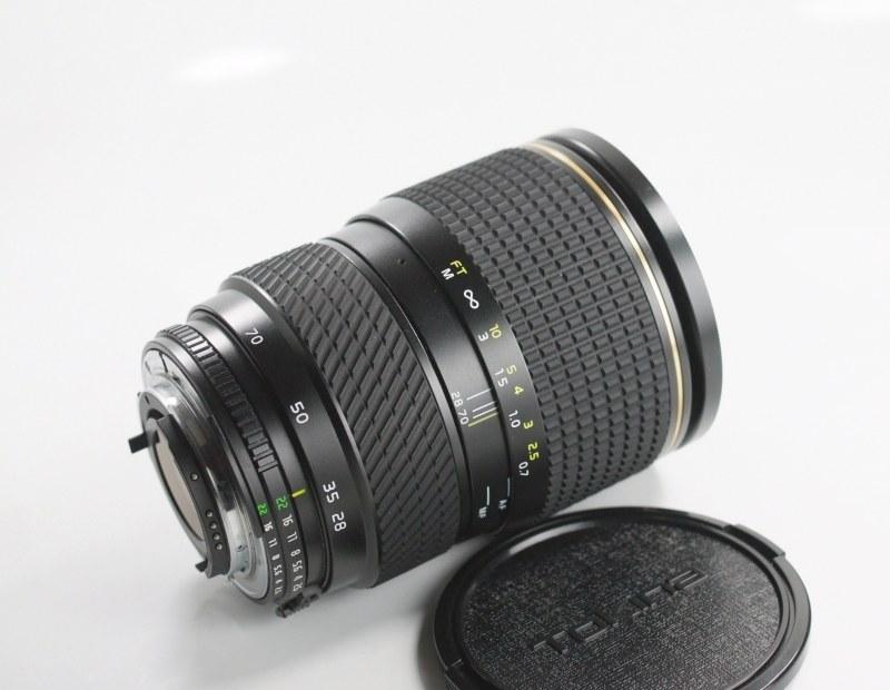 Tokina AT-X 28-70mm f/2,8 PRO pro Nikon TOP