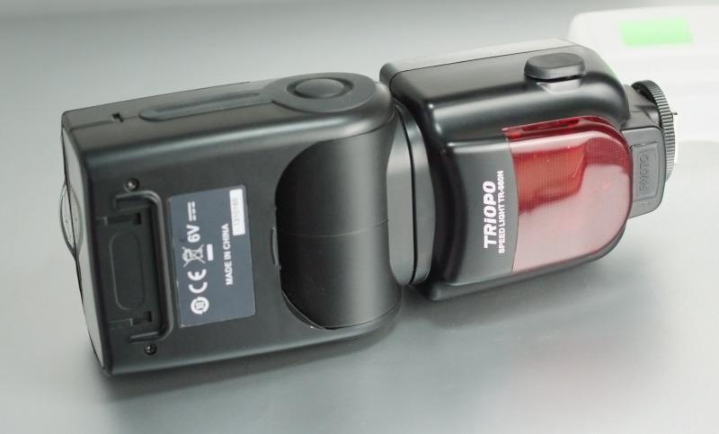 TRIOPO TR-980N TTL blesk pro Nikon TOP STAV