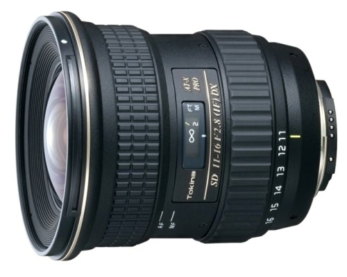 TOKINA 11-16/2,8 DX AT-X