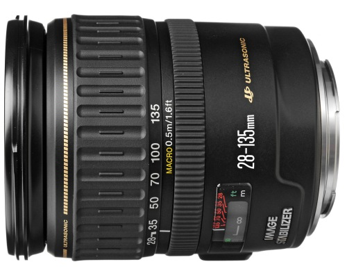 CANON EF 28-135 mm f/3,5-5,6 IS