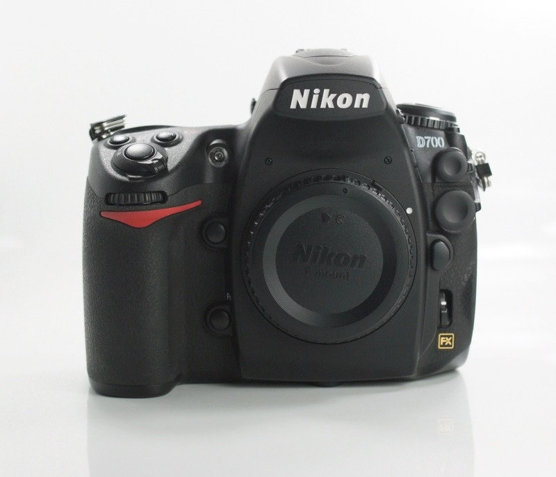Nikon D700 TOP STAV